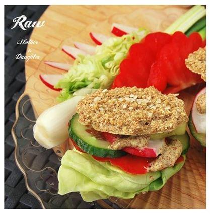 raw horčica