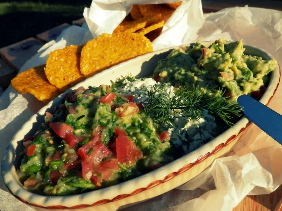 Tortily s guacamole