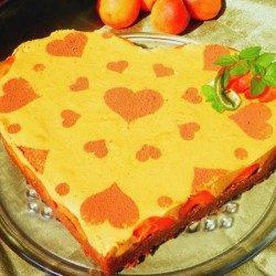 Raw marhuľová torta na leto