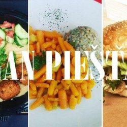 Kde sa najesť vegánsky v Piešťanoch