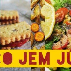 Vegan jedálniček Júl: Čo som dnes jedla