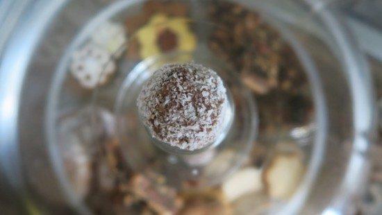 rumové guľky