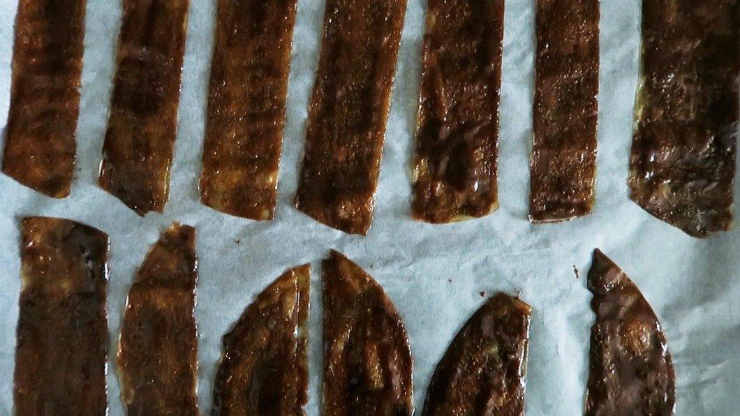 vegan slanina