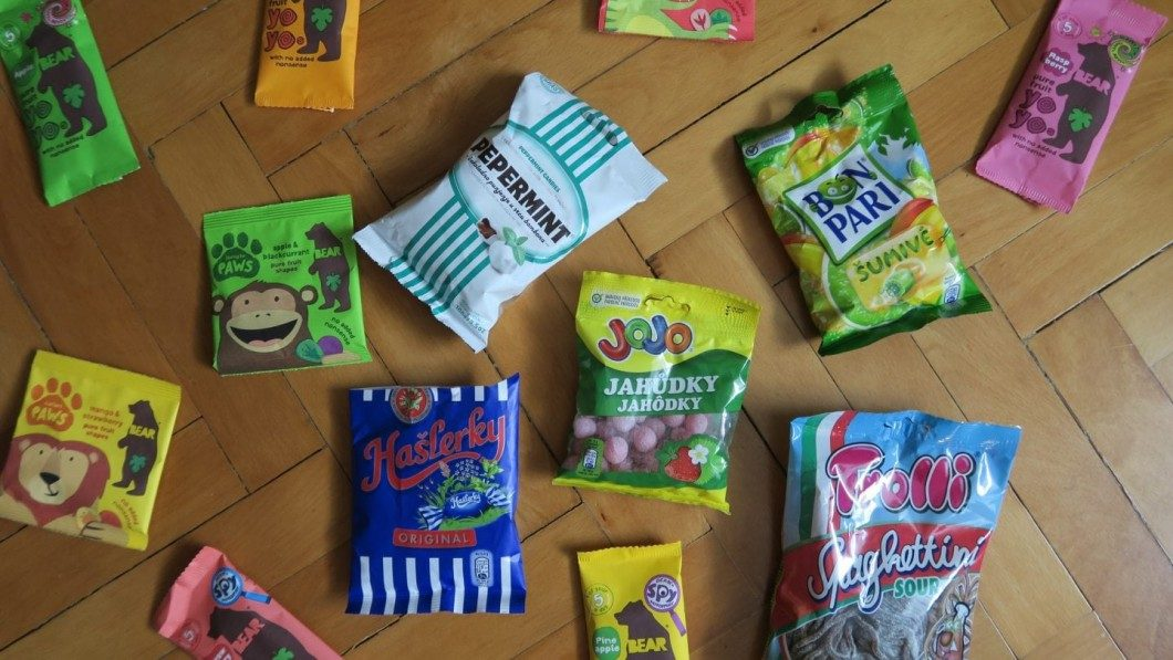 vegan cukríky