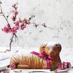 Citrónový vegan Veľkonočný baranček