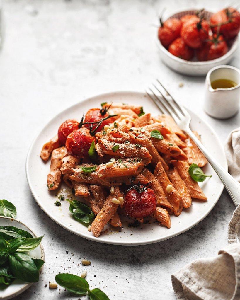nátierka či omáčka zo sušených rajčín na cestoviny aj pečivo