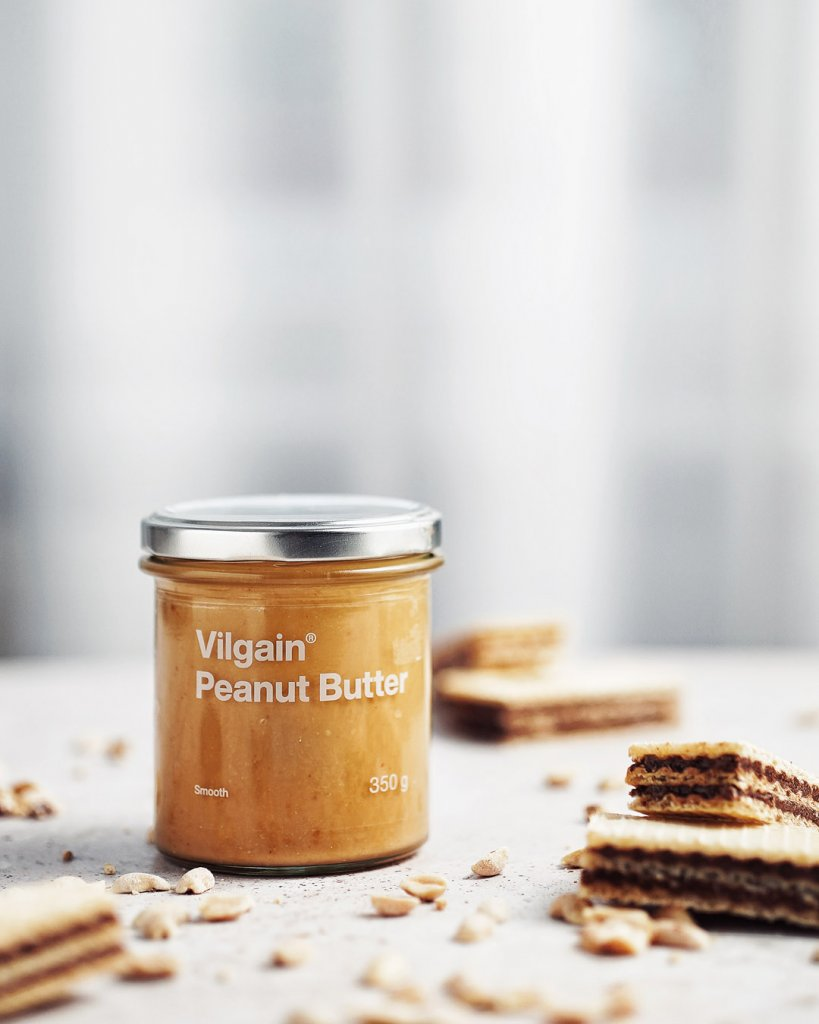 aktin arašidové maslo zdravé